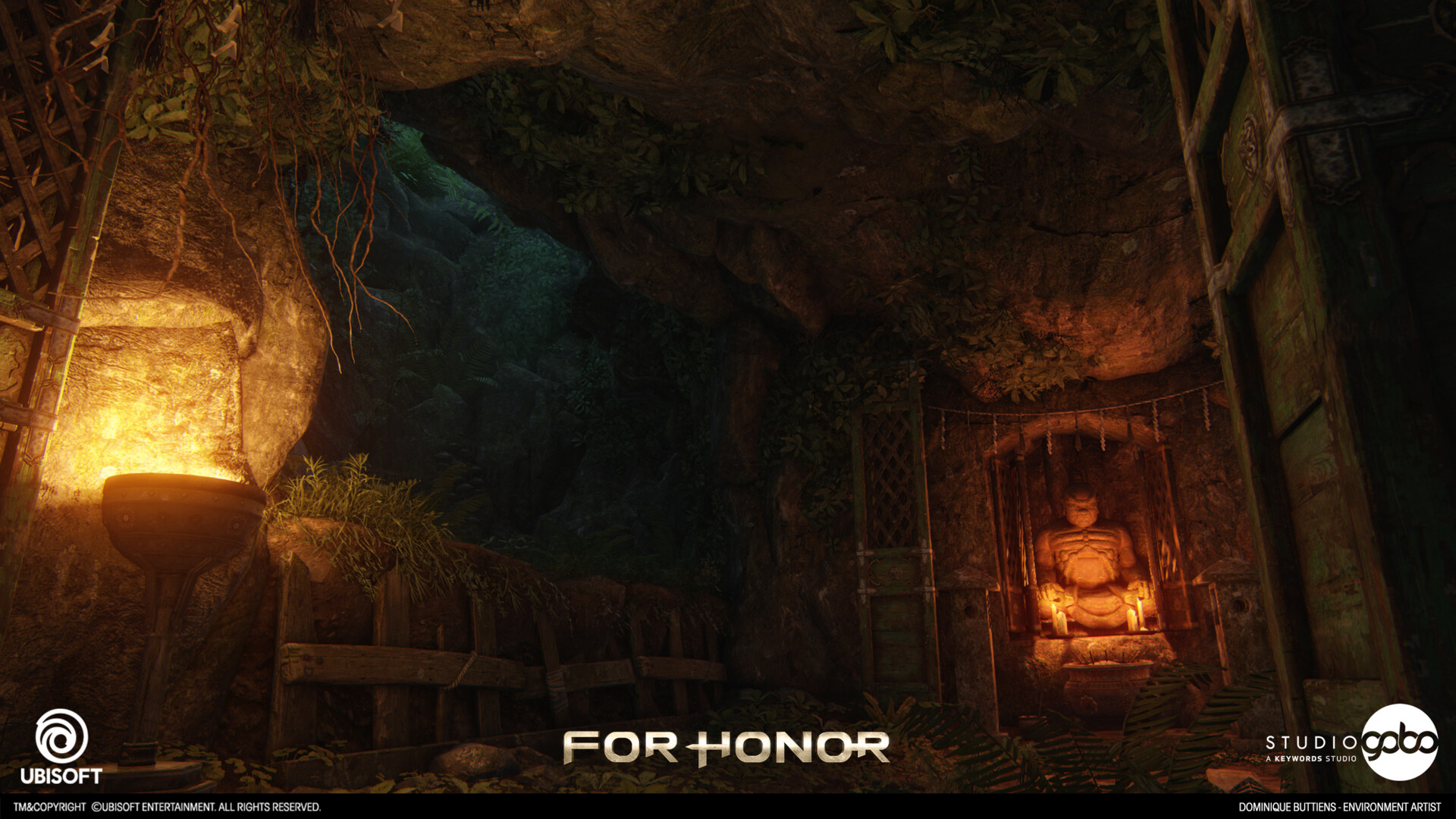 For Honor – Map: Canopy – Entrance