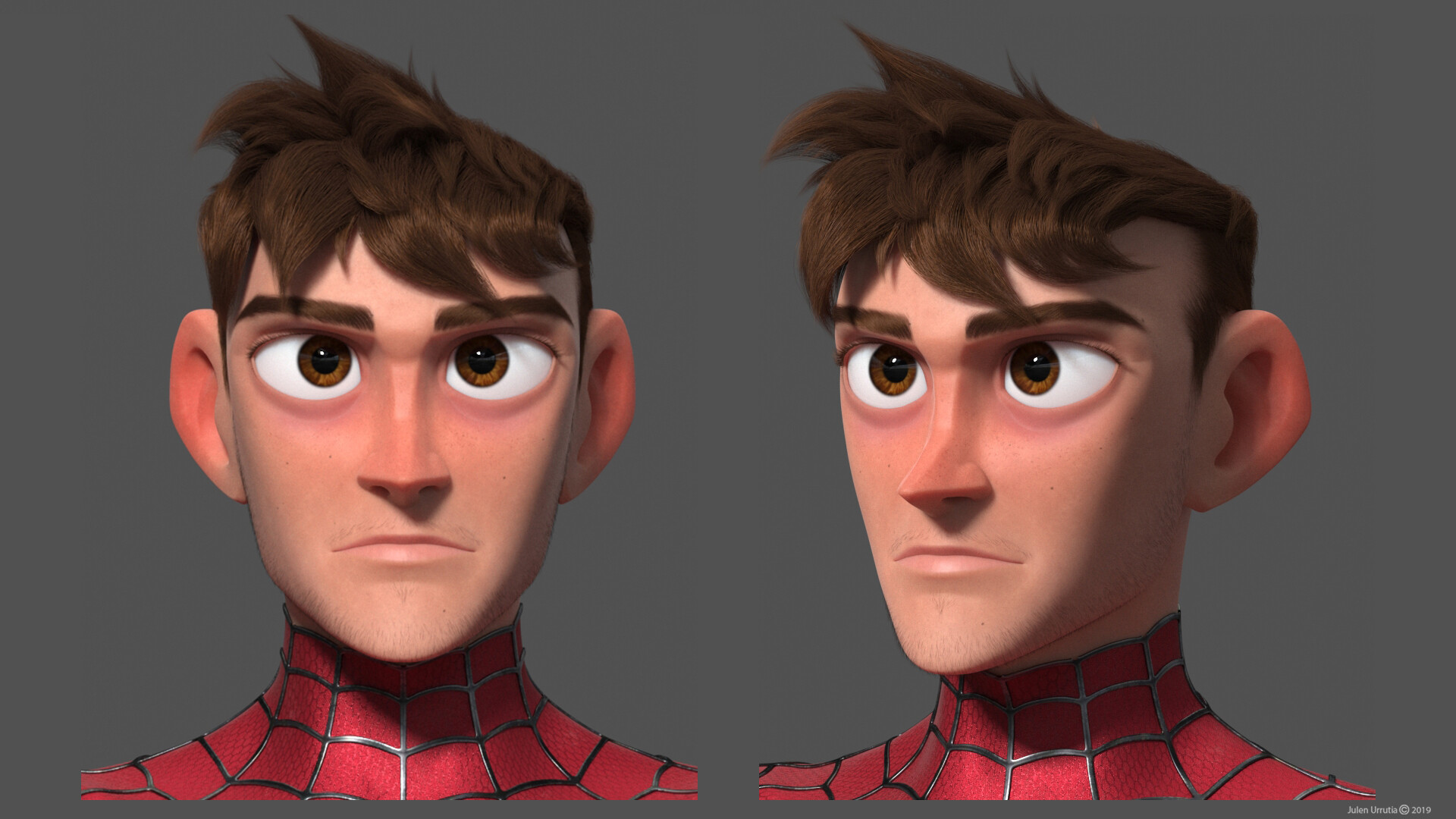 SPIDER-MAN Stylized