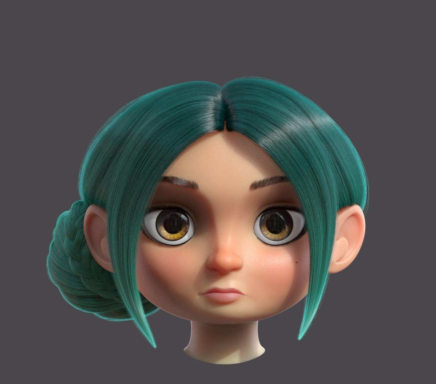 2D to 3D Character