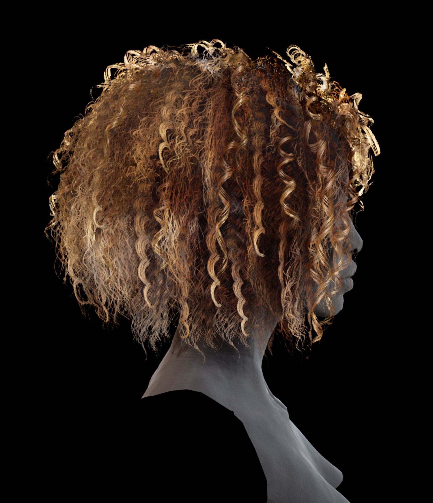 Curls – Real time